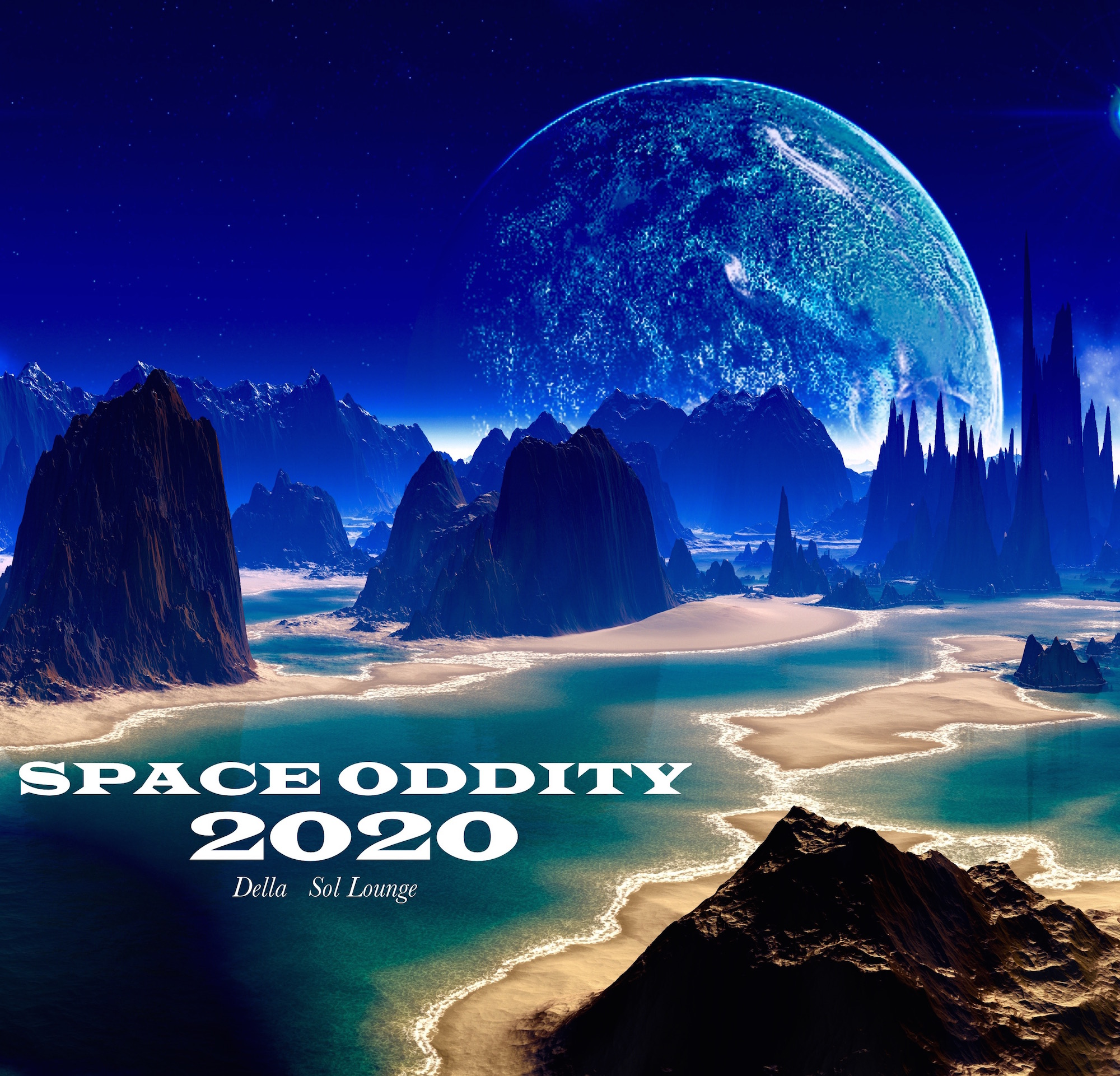Space Oddity 2020 (Space Dub)